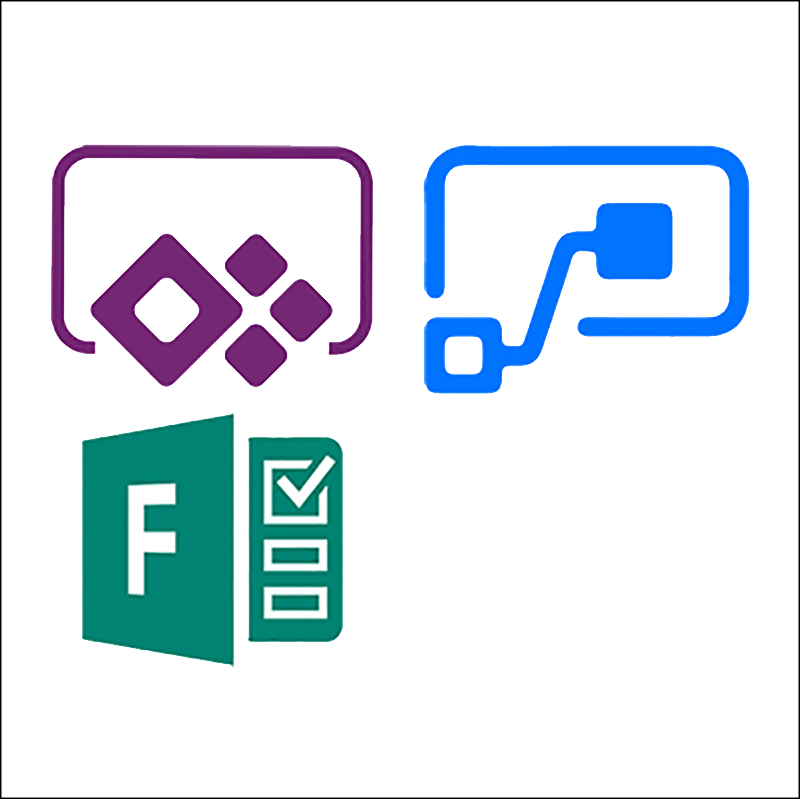 PowerApps + Flow en Forms